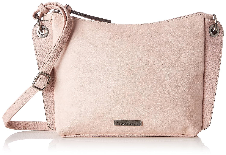 Tamaris Damen Giusy Crossbody Bag Umhängetasche, 19,5x7x24 cm