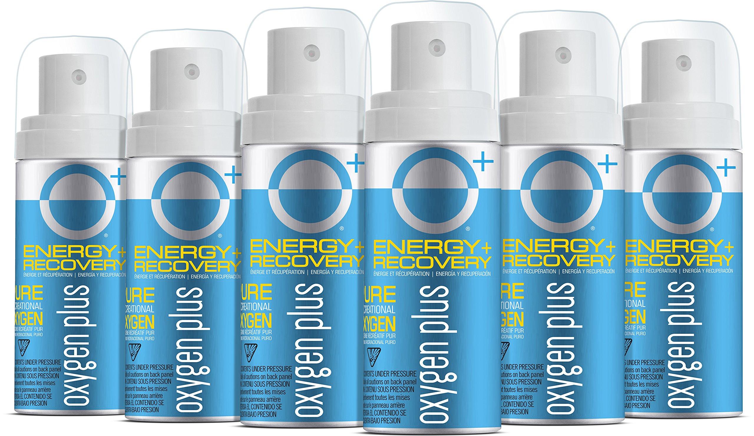 Oxygen Plus O+ Mini 6-Pack