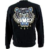 Kenzo Homme F765PA5022EC76 Bleu Polyester Jeans  Amazon.fr ... 7e4fdb72e54