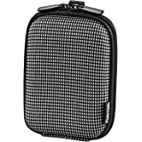 Hama Hardcase Two Tone 60 H Kameratasche schwarz/weiß