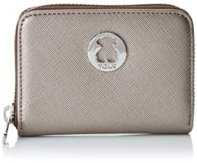 Amazon.com: Tous Monedero mediano Dubai Saffiano, Womens ...