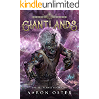 Giantlands (Pal-Tee Planet Book 1)