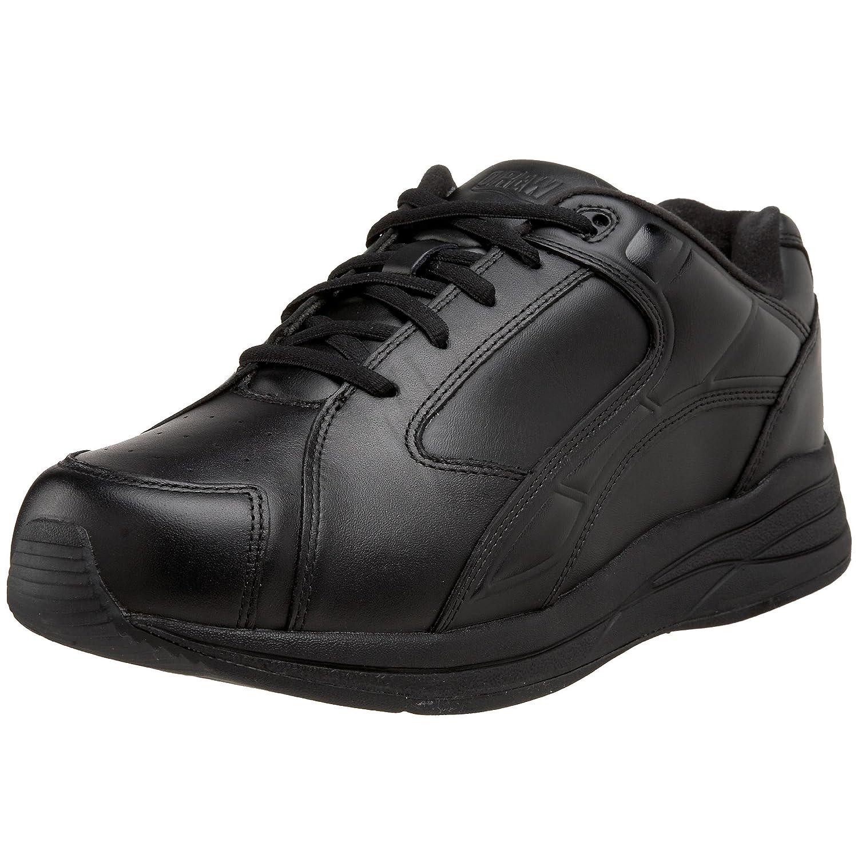 Drew Shoe Men's Force Athletic Walking Shoe B001310S6Q 7.5 4E US Black