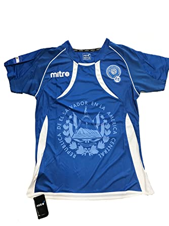 aa363c7cb Amazon.com: mitre EL Salvador Women's Jersey: Clothing