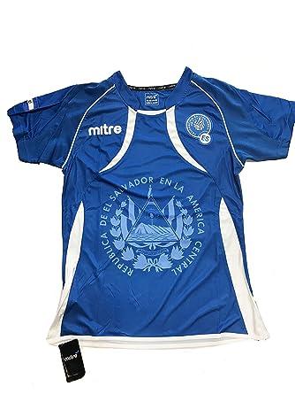 f890fa4ffdb Amazon.com  mitre EL Salvador Women s Jersey  Clothing