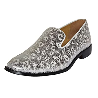 Liberty Slip-On for Mens/Big Boys PU Leather Cushioned Footbed Tassels Loafer Shoes | Loafers & Slip-Ons