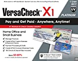 VersaCheck X1 Platinum UV Secure 2017 Check Printing Software [Download]