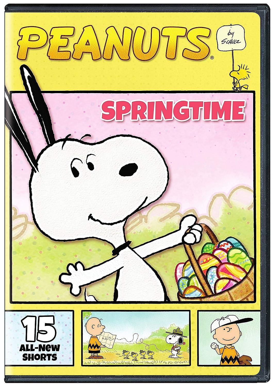 Peanuts by Schulz: Springtime (DVD)