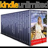 MAIL ORDER BRIDE: 20 Book Box Set - Western Historical Romance (Brides Head West 1)