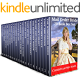 MAIL ORDER BRIDE: 20 Book Box Set - Western Historical Romance (Brides Head West 1)