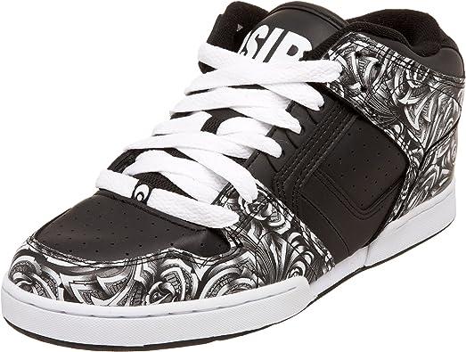 Bronx Ultra Skateboarding Shoe Osiris Mens S
