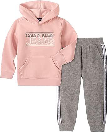 Calvin Klein Baby Boys 2 Pieces Jog Set