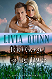 Too Good to Be True: A small town romantic suspense (Calloways of Rainbow Bayou Book 2)