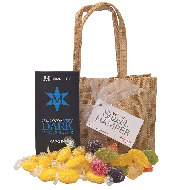 Vegan Sweet Gift Hamper Bag Small