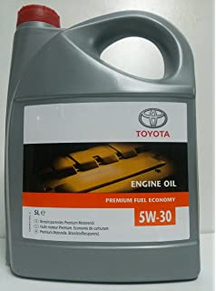 Toyota - Envase de 5 litros de aceite 5w-30 original