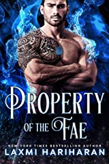 Property of the Fae: Paranormal Romance (Fae's Claim Book 2) Kindle Edition