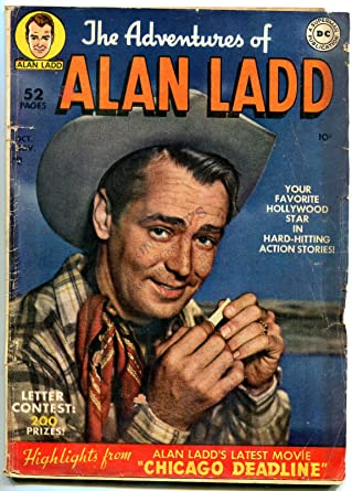 how did alan ladd die