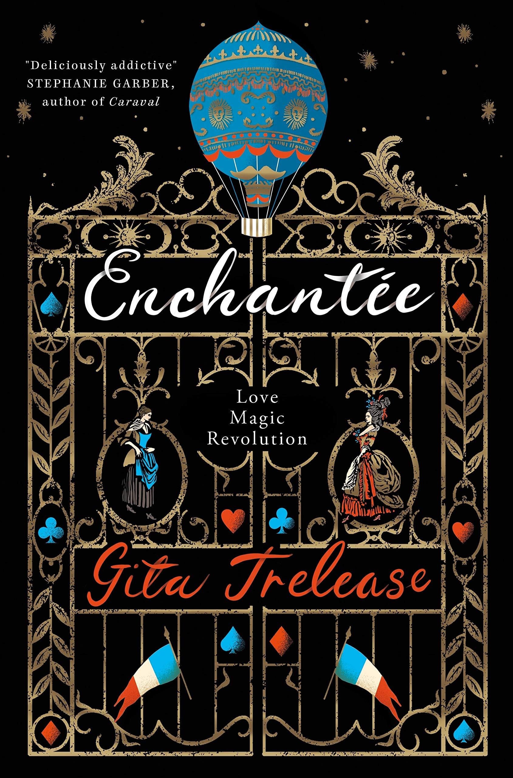 Image result for enchantee novel uk cover