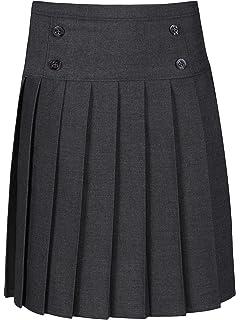 Marks and Spencer Girls Kids Ex M/&S Cotton Rich School Cardigan Cardi Uniform