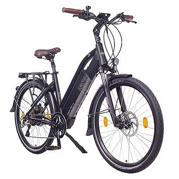 """NCM Milano Plus 48V, 26 """" Bicicleta eléctrica Trekking E-Bike, 250W"""