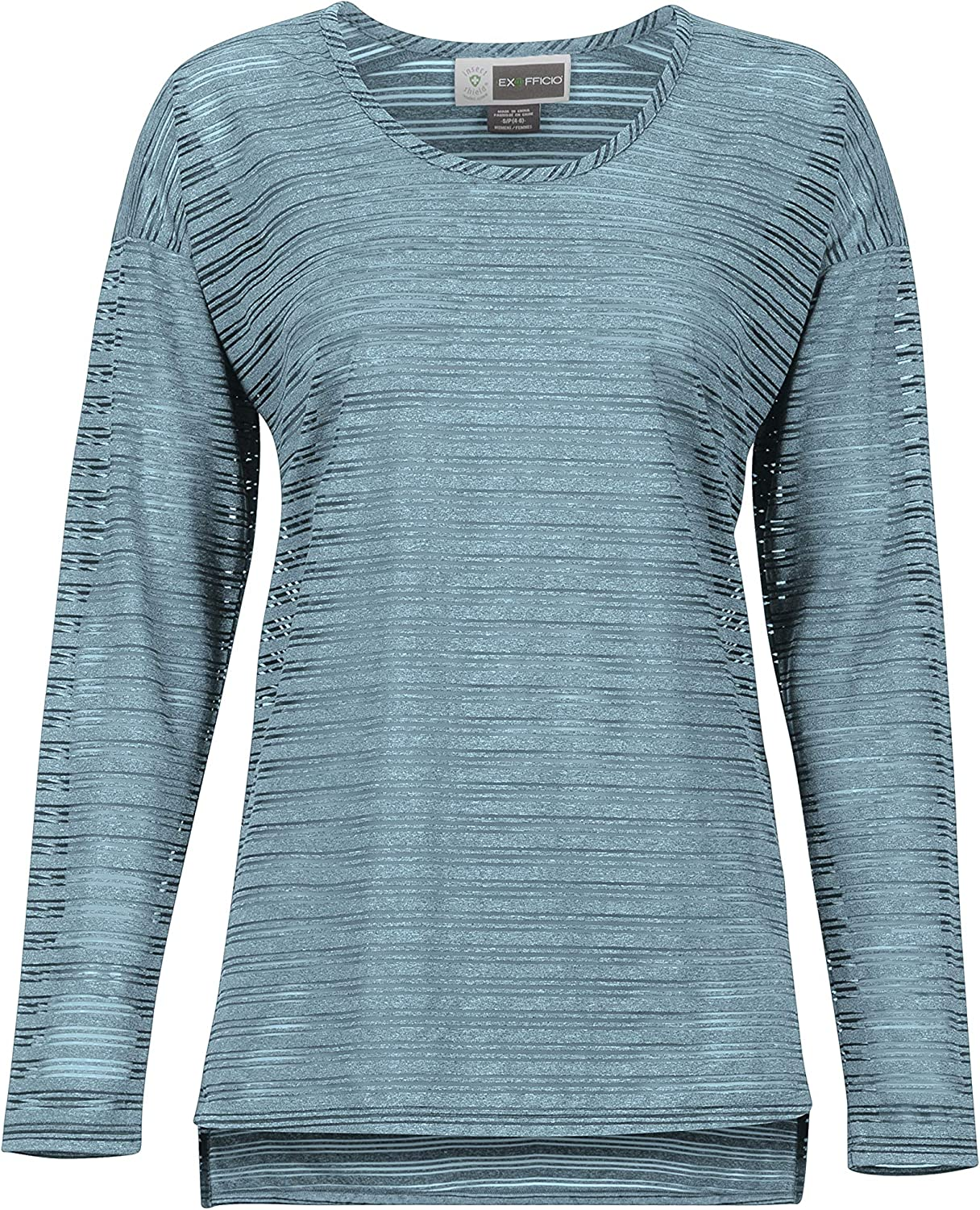 ExOfficio Women's BugsAway Modena Long Sleeve Tunic