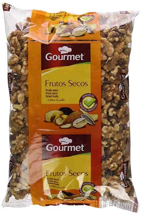Gourmet Frutos Secos Nueces De Nogal Sin Cáscara - 750 g