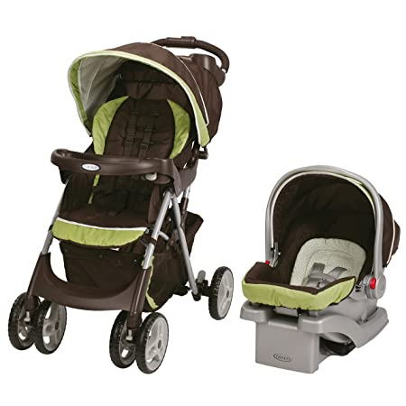 Graco Comfy Cruiser Click Connect Travel System | Amazon