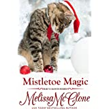 Mistletoe Magic (Bar V5 Ranch Book 2)