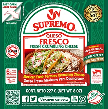 Queso Fresco Substitute Options That You Need To Know