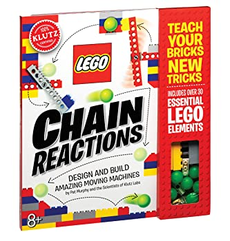 Klutz Lego Chain Reactions Lego Sets For Kids