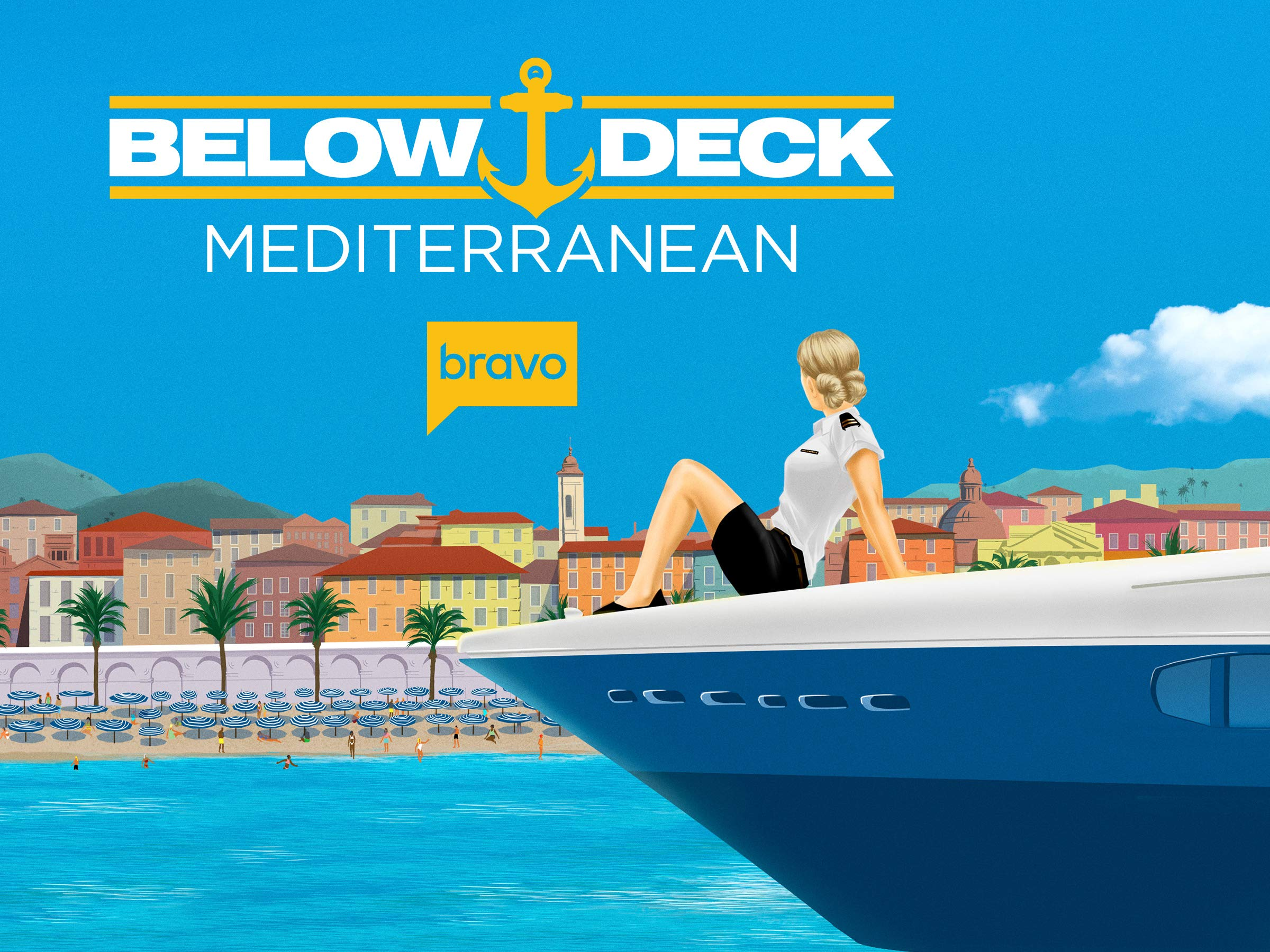 Below Deck Mediterranean Season 4 on sale