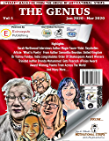 The Genius: Literary Magazine from the House of Motivational Strips (Volume Book 1)
