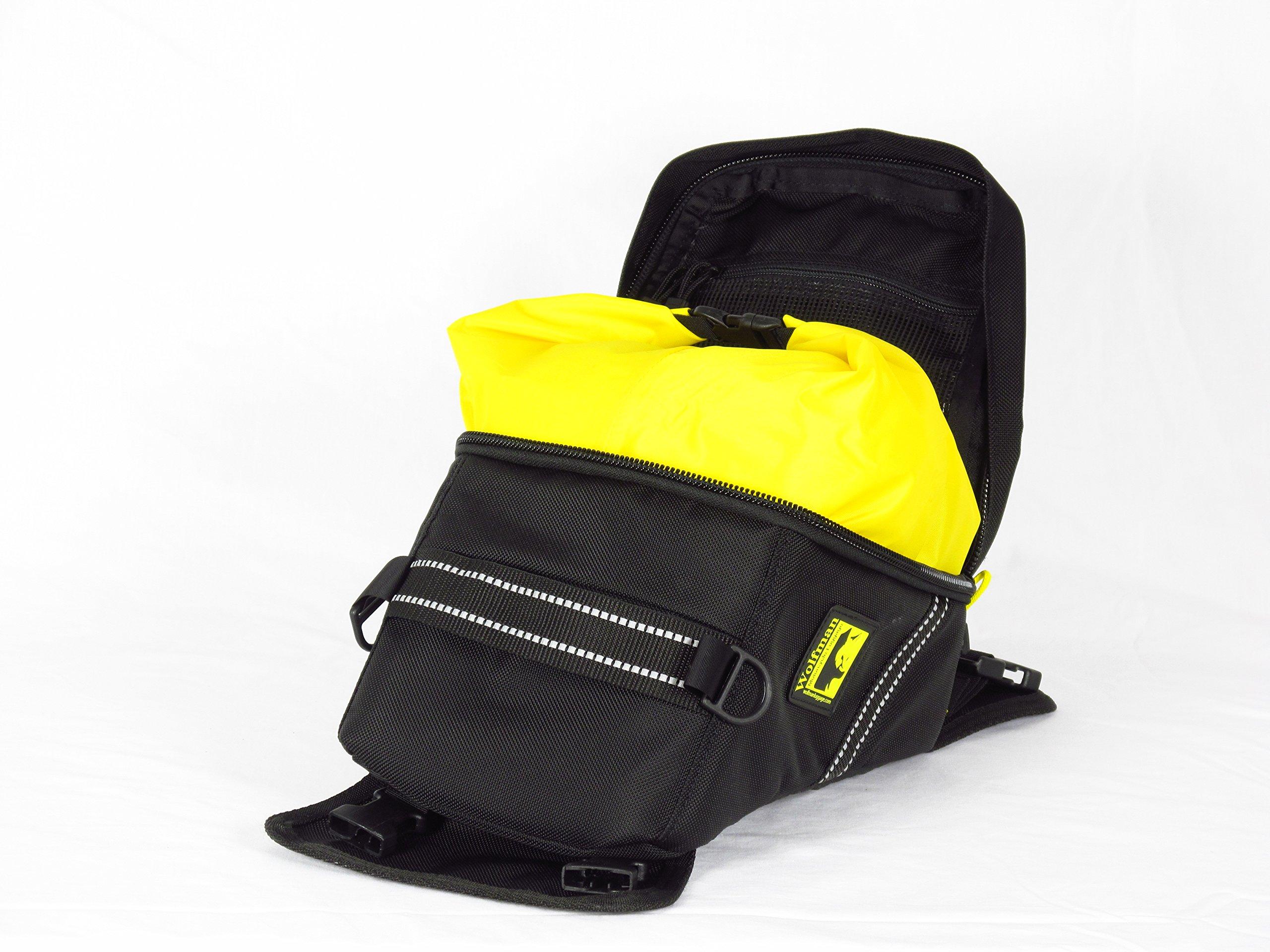 Wolfman Luggage L103 - Blackhawk Tank Bag Waterproof Liner