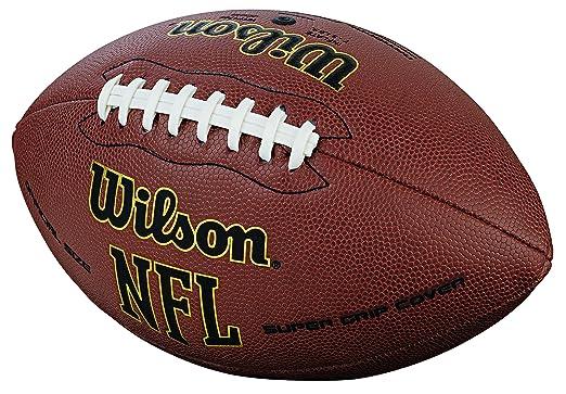 26ca6ed39 Bola de Futebol Americano Wilson NFL Super Grip  Amazon.com.br  Esportes e  Aventura