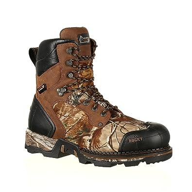 """Maxx 8"""" Men's 800 Grams Waterproof Insulated Outdoor Boot-RKS0322"""