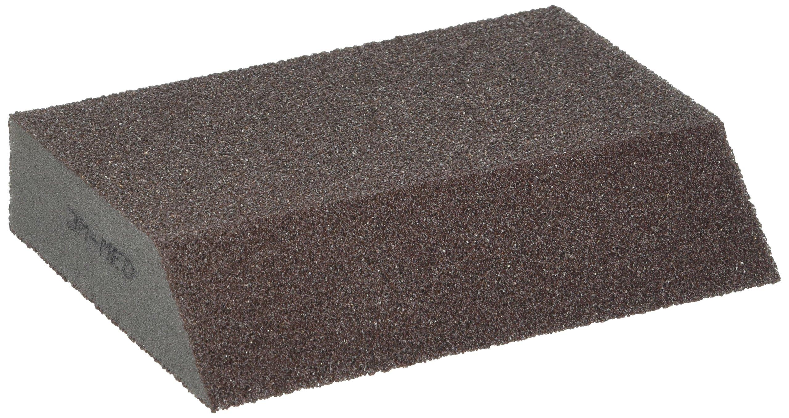 3M Sanding Sponge, Medium Grit, 2.875-Inch by 4.875-Inch by 1-Inch, 6-Sponge
