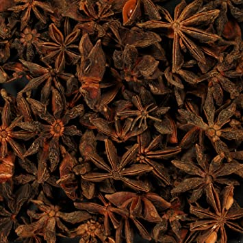 236 - Whole Star Anise, 2 oz Resealable Bag -