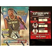 $119 » 2019-20 Panini MOSAIC Basketball Card Factory Sealed Blaster Box - EXCLUSIVE ORANGE FLOURESCENT PRIZMs - 32 Cards per Box - (Plus…
