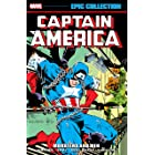 Captain America Epic Collection: Monsters And Men (Captain America (1968-1996))