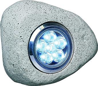 luminaire exterieur rocher