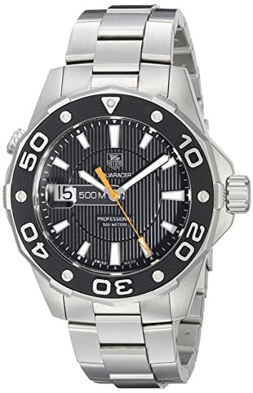 BA0870 Aquaracer 500M - Reloj de cuarzo (sumergible hasta 500 m