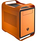 BitFenix BFC-PRO-300-OOXKO-RP Mini-Tower Orange computer case - computer cases (Mini-Tower, PC, Plastic, Steel, Mini-ITX, Home/Office, Orange)