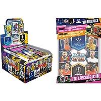$84 » Match Attax 2020-21 Topps Champions League Cards - Box & Starter Pack Set (Album, 207…