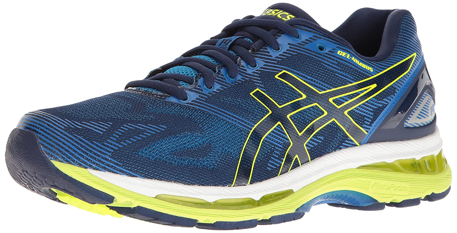 best service 53b9a bc101 hot sale ASICS Men's Gel-Nimbus 19 Running Shoe ...