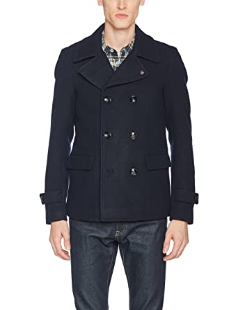 01bebeeb81fe8 Scotch   Soda Wool Pea Coat