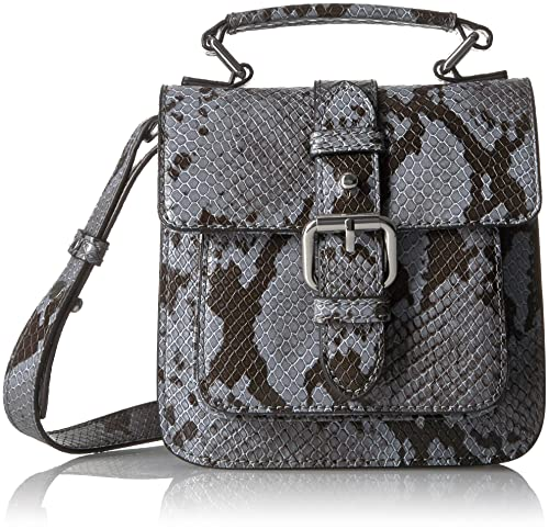 Armani Jeans Python Print Buckled Sling Bag  Amazon.co.uk  Shoes   Bags 50f963bfb5146
