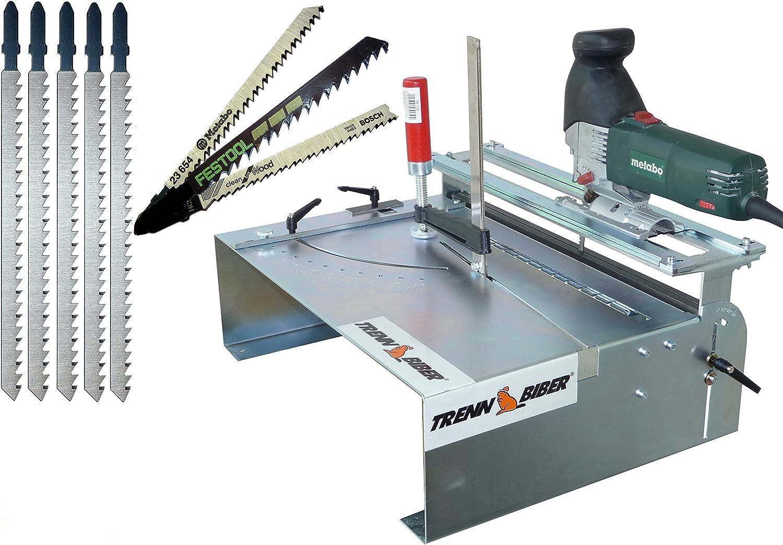 Sierra ingletadora, mesa de sierra de calar + Festool Bosch + 5 ...