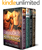 Bossed By The Billionaires 4 Book Boxed Set