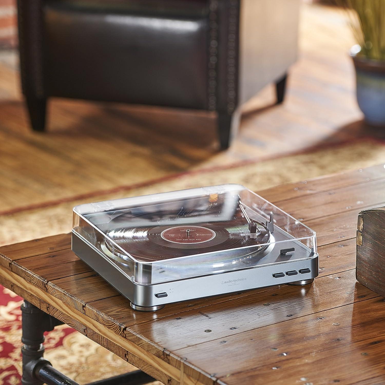 Audio-Technica AT-LP60 tocadisco - Tocadiscos (Corriente alterna ...