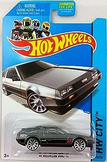 Hot Wheels Delorean DMC-12 2010 New Models 81 Delorean DMC-12 First Edition 1:64 Scale Collectible Die Cast Car #15